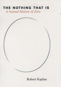 The Nothing That Is - A Natural History of Zero Image