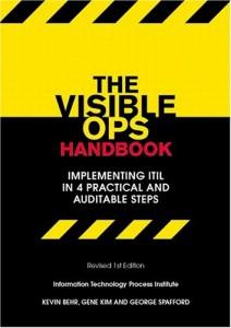The Visible Ops Handbook Image