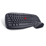 iBall Dusky Duo Wireless Keyboard and Mouse