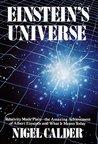 Einstein's Universe Book Cover