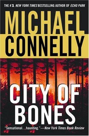 Book cover of city of bones
